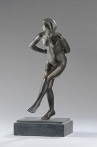 Kleine Tänzerin, zwischen 1908 und 1914