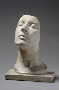 Selbstporträt (Gips) um 1928